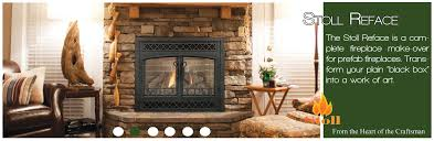 Fireplace Metal Screen by Stoll Fireplace Inc Custom Glass Fireplace Doors Heating