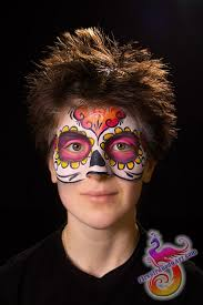 294 best face painting sugar skulls u0026 cinco de mayo images on