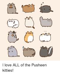 Pusheen Cat Meme - 25 best memes about pusheen kitty pusheen kitty memes