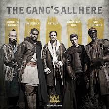 is king arthur legend of the sword a big pile of crap