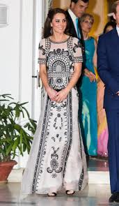 Kate Middleton Dress Style From by Kate Middleton U0027s From Her Visit To India And Bhutan