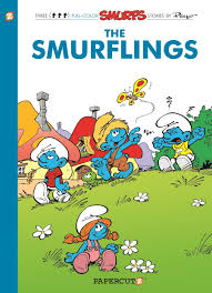 smurfs vol 15 papercutz kids graphic publisher