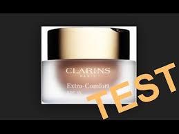 Clarins Foundation Extra Comfort Pierwsze Wrażenie Test Na żywo Clarins Extra Comfort Podkład