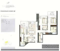 floor plans by address dubai home plans floor plans lovely the address residence floor