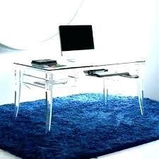 acrylic desk mat custom size office desk protector desk mat leather sweet idea office desk pad