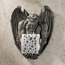 skull decorations for the home dragon gargoyle statue sculpture ornament wall art décor design