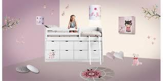 decoration chambre fille chambre enfant japonaise déco japonaise pour chambre fille ou