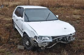 toyota crashes along n11 near elandslaagte ladysmith gazette