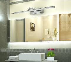 vanity bathroom lights justbeingmyself led bathroom vanity light