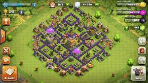 layout coc town hall level 7 clash of clans base builder top 10 great layouts