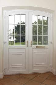 Exterior Doors Upvc Magnificent Front Doors White And Glazed Front Door
