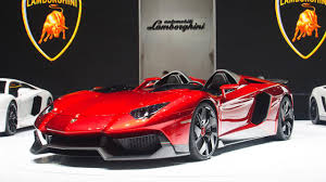 car lamborghini red lambo aventador j the real story top gear