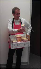 Popcorn Halloween Costume Sew Popcorn Costume Crafts Spoonful Crafts Spoonful
