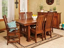 Arts And Crafts Dining Room Furniture Arts Crafts Furniture Handmade Amish Furniture