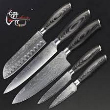 vg10 kitchen knives 1 shan zu japanese damascus knife 8 vg10 steel blade professional