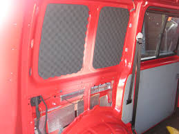 vw t6 soundproofing kit nk group