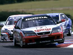 honda accord cg9 btcc 1998