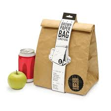 Delivery Gifts For Men Brown Paper Lunch Bag