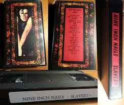 slavery bootleg vhs great shape anybody interested in this nin