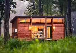 mobile home inhabitat green design innovation architecture escape traveler tiny cabin wheels that can moved anywhere