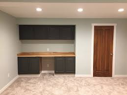 how to finish a basement on a budget u2014 revival woodworks