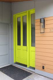 yellow front door what does the color of your front door say about you porch advice