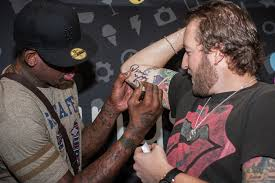 oklahoma dad gets dennis rodman u0027s autograph tattooed redeye chicago