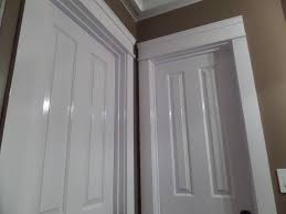 craftsman style bathroom ideas diy craftsman style door casing part 3