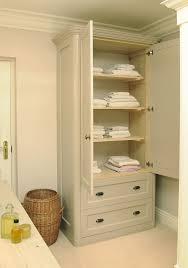 Bathroom Towel Storage Cabinets Fantastic Linen Storage Cupboards Dkbzaweb