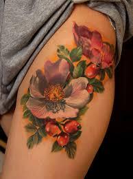 60 gorgeous flower tattoo ideas designbump