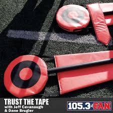 105 3 the fan online listen to trust the tape with jeff cavanaugh and dane brugler