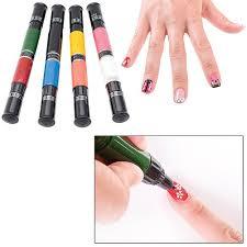 amazon com migi nails nail art polish beautifully bold 4 pens