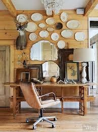 rustic room designs rustic wall decor ideas better homes gardens