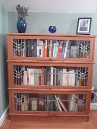 Wooden Bookcase Plans Free by Diy Barrister Bookcase Plans Free Pdf Download Build Your Own