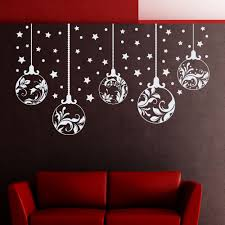 Christmas Decoration For Home by Aliexpress Com Buy Christmas Decoration For Home Wall Decals All