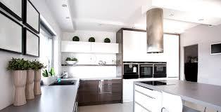 seconde de cuisine design interieur relooking cuisine sans poignee facade laque