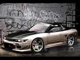 1998 nissan 240sx modified silvia