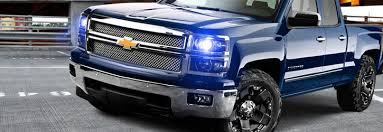 aftermarket lights for trucks chevy silverado angel eye halo led hid projector headlights