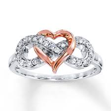 infinity wedding rings engagement rings wedding rings diamonds charms jewelry from