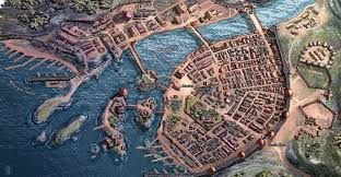 Map Of Faerun Luskan Sword Coast Legends Wiki