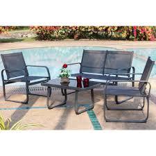 canap salon de jardin lychee salon de jardin 1 table basse 1 canapé et 2 fauteuils