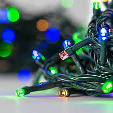 8 function multi color led christmas lights lights com string lights christmas lights multi color