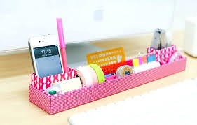 Desk Organizer Diy Desk Desk Organizers Diy Best 20 Desk Organization Ideas On