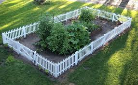 Small Garden Fence Ideas Small Garden Fencing Ideas Satuska Co