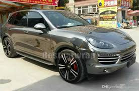 car wrapped in wrapping paper high stretchable black chrome vinyl wrap chrome mirror foil for