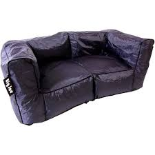 Dorm Room Bean Bag Chairs - big joe zip modular sofa love seat 2 corners bean bag chairs
