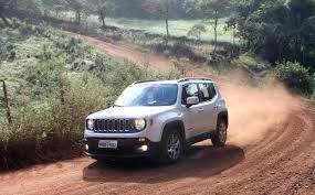 Recall: Jeep convoca Renegade 1.8 automático por falha eletrônica ...