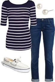 Nautical Dress Theme - how to make the u0027nautical look u0027 work for you styles weekly