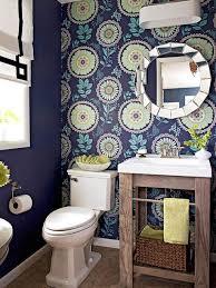 funky bathroom wallpaper ideas bathroom wallpaper ideas kellys ikat wallpaper by kelly hoppen
