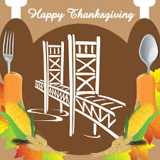 thanksgiving closures of city services